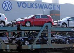 """""""Volkswagen"""" ABŞ-da """"dizel qalmaqalı"""" səbəbindən 30 milyard avro itirib"""