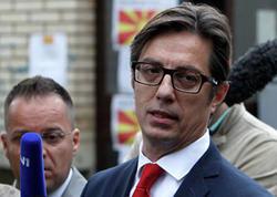Şimali Makedoniyanın yeni prezidenti bəlli oldu