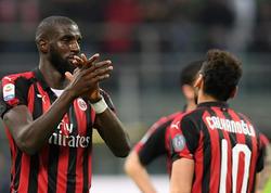 """""""Milan""""da qalmaqal: <span class=""""color_red""""> futbolçu Qattuzonu təhqir etdi</span>"""