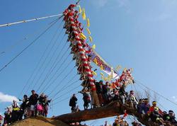 Dünyanın ən təhlükəli festivalı keçirilir - VİDEO