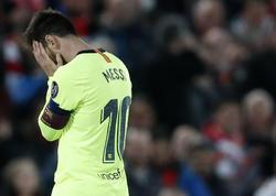 """Messi """"Liverpul""""la oyundan sonra ağlayıb"""