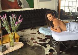 Emilinin çılpaq şəkillərini çəkdirdiyi lüks evi - FOTO