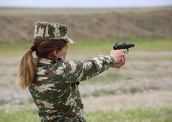 """Naxçıvanda hərbi qulluqçular arasında atış birinciliyi keçirildi - <span class=""""color_red"""">FOTO</span>"""