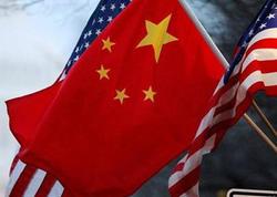 ABŞ-dan Çinə 25%-lik gömrük vergisi