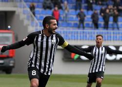 Azərbaycan Premyer Liqasında mövsümün ən yaxşı futbolçusu məlum oldu