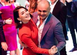 """Miri Yusifin xanımı ilə romantik rəqsi - <span class=""""color_red"""">FOTO</span>"""