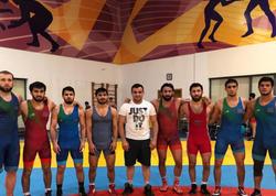 Azərbaycan güləşçiləri Ukraynadan 6 medalla qayıdırlar