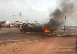 Nigeriyada partlayışda ölənlərin sayı atır - 76 ölü - FOTO