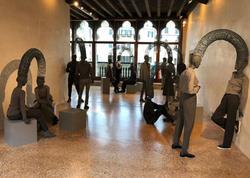 Azərbaycan Heydər Əliyev Fondunun təşkilatçılığı ilə 58-ci Venesiya Biennalesində təmsil olunur - VİDEO - FOTO