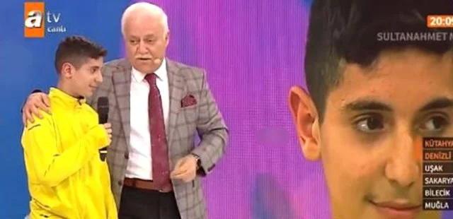 13 yaşındakı erməni əsilli uşaq canlı yayımda müsəlman oldu - VİDEO - FOTO