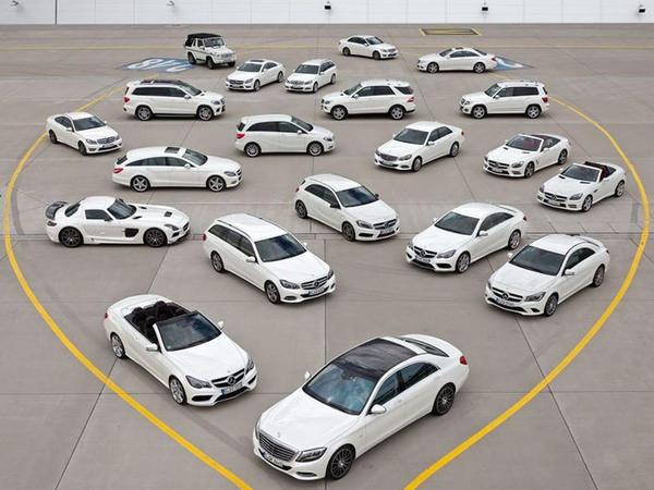 """Son 15 ildə ən çox alınan Mercedes modelləri - <span class=""""color_red"""">TOP 10</span>"""