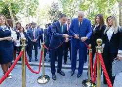 Rabitəbank ilk 24/7 filialının açılışını etdi!