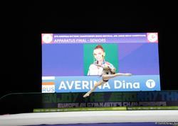 Arina Averina növbəti qızıl medalı qazandı