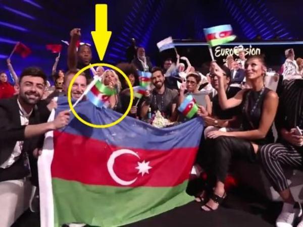 """""""Eurovision""""da Azərbaycana qarşı daha bir hörmətsizlik - FOTO"""