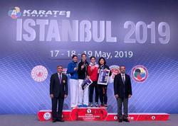 Seria A turnirinin İstanbul mərhələsində gümüş medal