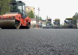 Xətai rayonu Səməd bəy Mehmandarov küçəsi yenidən qurulur