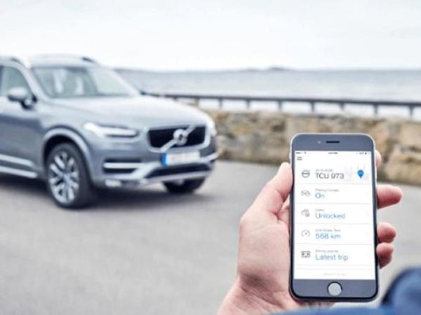 Volvo avtomobillər üçün qəza məsləhətçisi xidmətini təklif edir