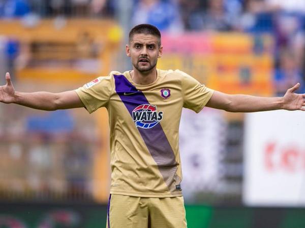 Nazarov mövsümün son matçında 90 dəqiqə oynadı
