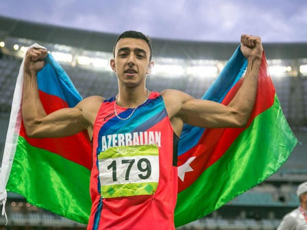 Nazim Babayev Yaponiyada bürünc medal qazandı