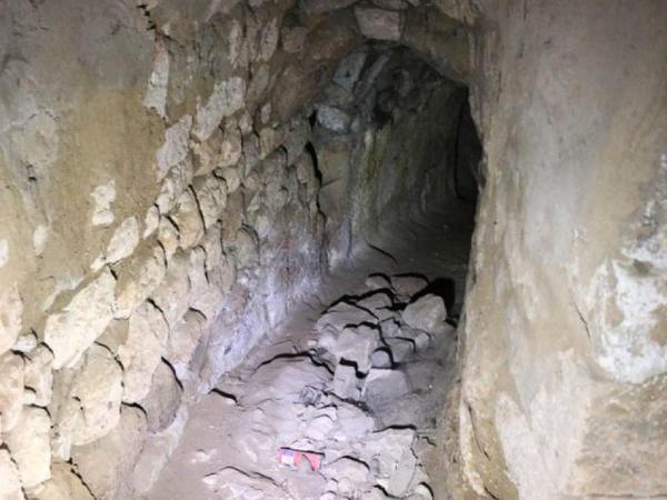 Türkiyədə yeraltı şəhər tapılıb - FOTO