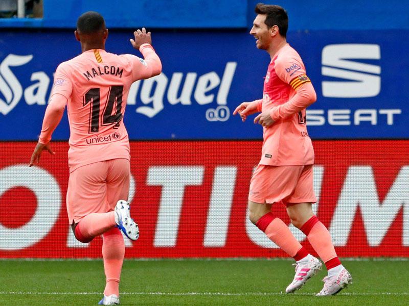 Messi mövsümü rekordla tamamladı