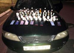 """""""Opel""""lə Azərbaycana qanunsuz yolla mobil telefonlar keçirmək istədi"""