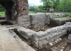 Zaqatala-Tbilisi yolundakı xristian abidəsi ilə bağlı yeni tapıntı aşkar edildi - FOTO