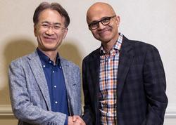 Microsoft və Sony əməkdaşlığa başlayır
