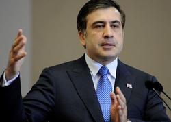 """Kabinetlərdən çıxın, küçələri tutun! - <span class=""""color_red""""> Saakaşvili</span>"""
