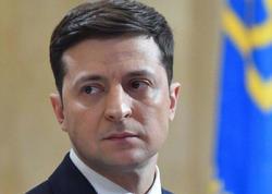 Zelenski Rusiyanın sərhəddən qoşunları geri çəkməsi barədə danışdı