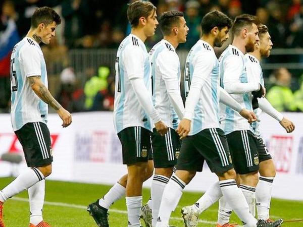 Argentina millisinin yekun heyəti