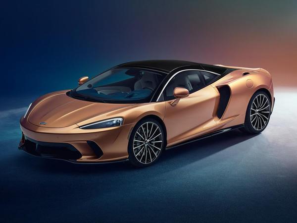 """McLaren""dən yeni superkar - FOTO"