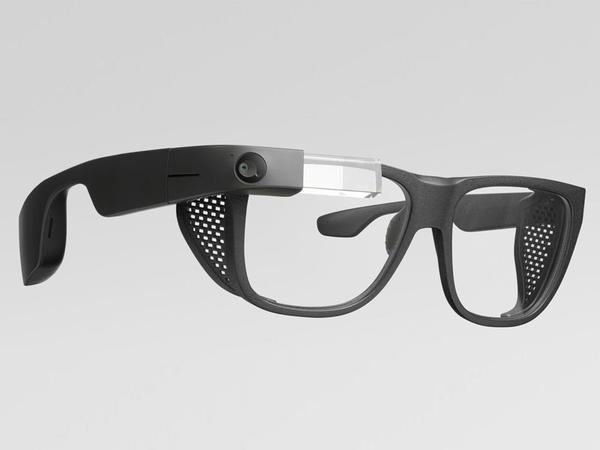 Yeni Google Glass eynəyi Android-lə işləyəcək - VİDEO