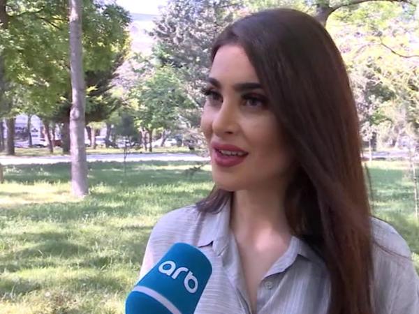"""""""Özümü çox sevirəm"""" - Rahidə Baxışova - <span class=""""color_red"""">VİDEO - FOTO</span>"""