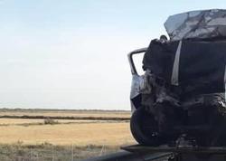 4 nəfərin ölümü ilə nəticələnən qəzada yaralananların adları açıqlandı