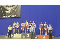 Batutçularımız Rusiyada qızıl medal qazandılar