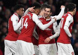 """UEFA """"Arsenal""""a xəbərdarlıq etdi - <span class=""""color_red"""">Mxitaryana görə</span>"""