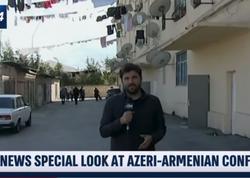 İsrailin İ24 telekanalı Dağlıq Qarabağdan xəbər verdi: Azərbaycanındır!