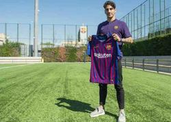 """""""Barselona"""" Hollandiyadan yarımmüdafiəçi transfer etdi"""