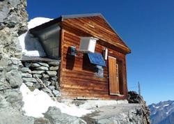 """Alp dağının zirvəsindəki evin sirri - <span class=""""color_red"""">FOTO</span>"""