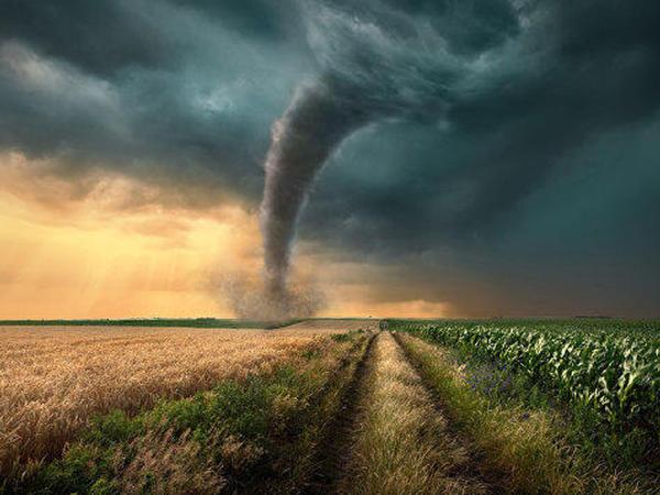 ABŞ-da tornado 3 adamı öldürdü