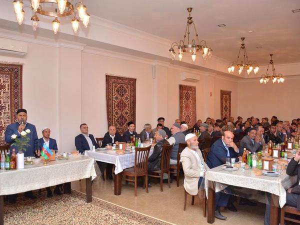 Heydər Əliyev Fondu müqəddəs Ramazan ayında rayonlarda iftar süfrələri təşkil edir - FOTO