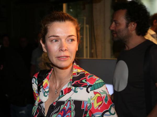 Hamiləliyi pozulan aktrisa görün nə etdi - FOTO