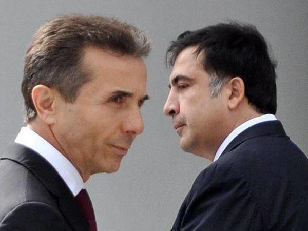 """Saakaşvilidən şok plan: <span class=""""color_red"""">İvanişvilini devirmək üçün...</span>"""