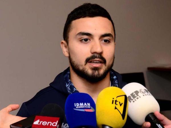 """Azərbaycan gimnastı: """"Məqsədimiz finala çıxmaqdır"""""""
