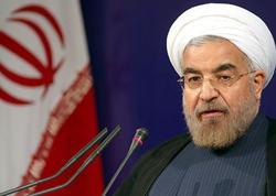 """Ruhani: """"İran bombardmana məruz qalsa belə..."""""""