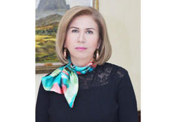 """Bahar Muradova: """"Bu gün Prezident İlham Əliyevin rəhbərliyi ilə Azərbaycan dünyada böyük nüfuz sahibidir"""""""