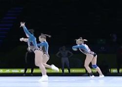 Avropa Çempionatının iştirakçıları olan erməni əsilli gimnastlar: Bakıda hər şey çox yaxşıdır, təhlükəsizdir və heç bir təzyiq yoxdur - VİDEO