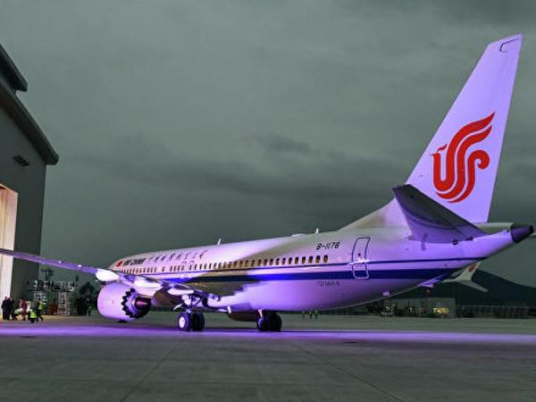 """Çin şirkətləri """"Boeing 737 MAX"""" təyyarələrinə görə 580 milyon dollar itirib"""