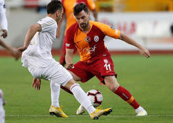 """Qalatasaray"" son oyunda uduzdu - <span class=""color_red"">VİDEO - FOTO</span>"